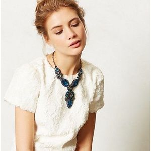 Anthropologie Epitome Necklace